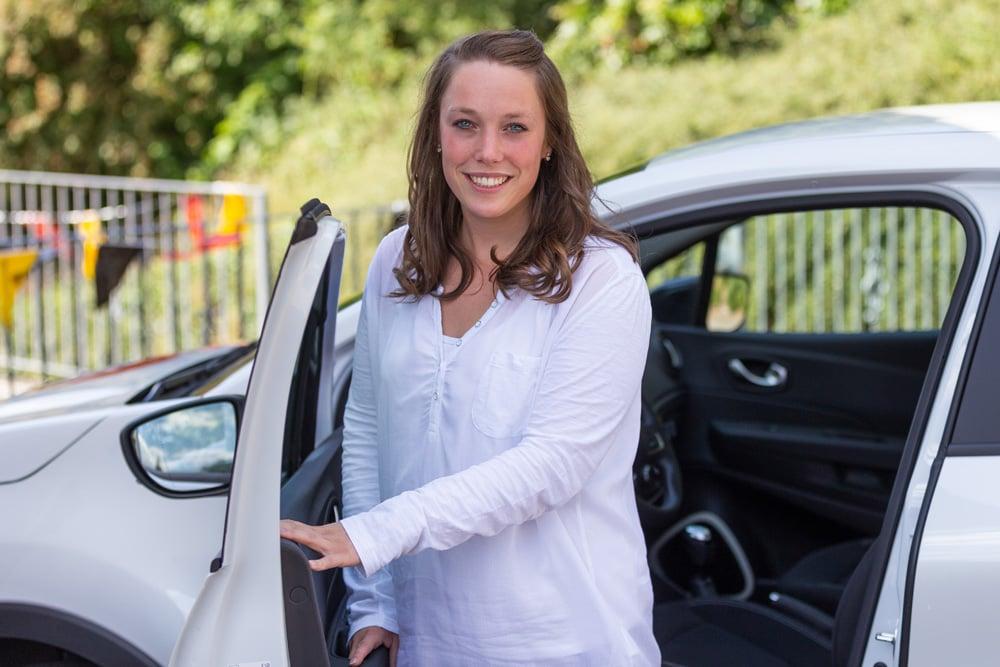 Rebecca Elstner: Stellvertretende Pflegedienstleiterin u.a. Organisation, Beratung, Sachbearbeitung